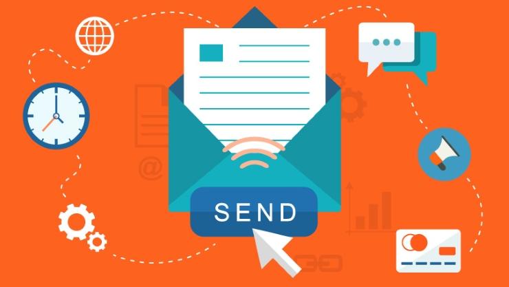 O email marketing é vital para um e-commerce.