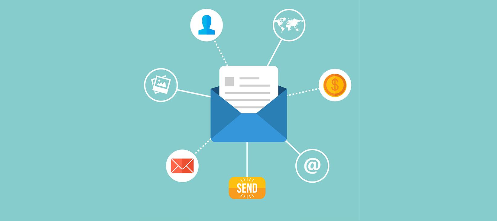 Email Marketing: uma ferramenta muito poderosa tanto para melhorar o relacionamento entre cliente e loja virtual, como para aumentar a conversão.