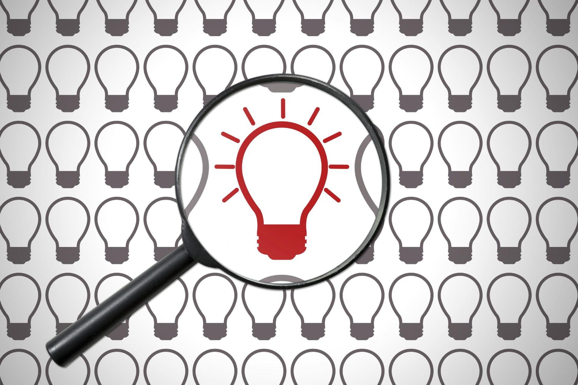 Insights inovadores são bem importantes nesse processo.